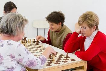 Aktív részvétel a felnőtt sakk tanfolyamon
